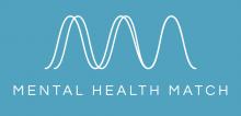 Mental Health Match Logo Mateja Petje Therapist Healing Therapy Counseling Coaching