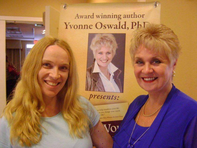 Yvonne Oswald PhD Mateja Petje About Therapist NLP Training image